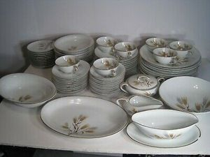 Noritake 14 karat Gold plated 98 years old antique fine china for Sale in Stafford, TX