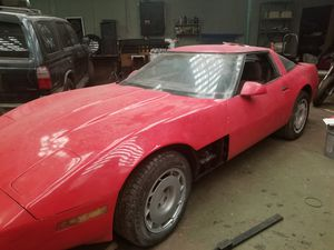 86 Vette for sale or tade for Sale in San Antonio, TX