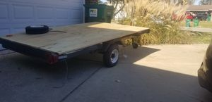 Utility Flatbed Trailer for Sale for Sale in Palos Heights, IL