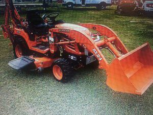 Kubota BX 24 4x4Tractor Loader Backhoe 39 hrs use 2008 for Sale in New York, NY