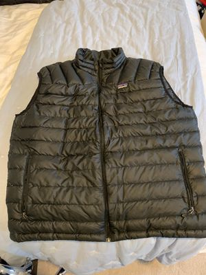 Patagonia Down Vest Mens XL for Sale in Edmond, OK