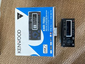 Kenwood Marine Boat Stereo KMR-700 for Sale in Austin, TX