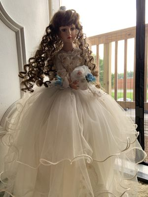 Antique handmade doll for Sale in Moline, IL