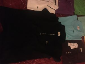 Camisas lacoste taya 44 for Sale in Huntington Beach, CA