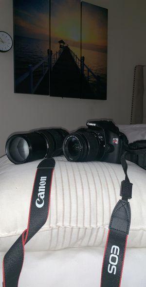 Canon rebel eos T5!!!great camera for Sale in Escondido, CA