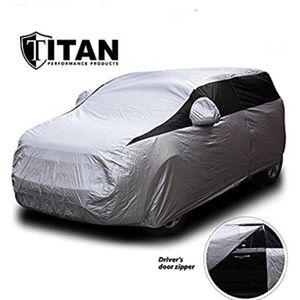 Titan Lightweight Car Cover. Compact SUV for Sale in Charlotte, NC