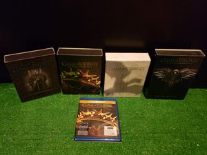 Game of Thrones seasons 1-4 bluray for Sale in Lewis Center, OH