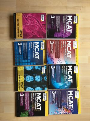 MCAT - The Princeton Review MCAT prep books for Sale in Beaverton, OR