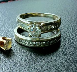 LaRGE 5x Piece FINE JEWELRY LOT ☆ Real Solid 14K Gold & Diamonds! ☆ - $500 for Sale in Bell, CA