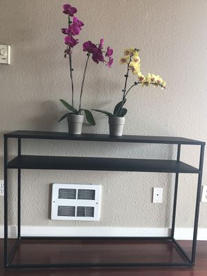 Metal Console Table for Sale in Seattle, WA