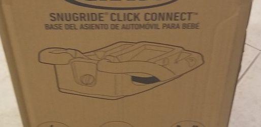 Graco Snugride Click Connect Base for Sale in Havre de Grace,  MD