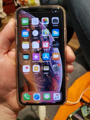 iPhone XS 256 gigs for Sale in Butte, MT
