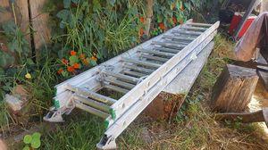 Werner 24 ft ladder for Sale in Oakland, CA