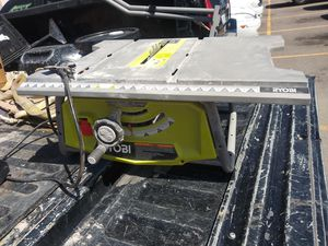 Table saw for Sale in West Valley City, UT