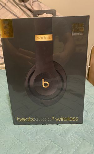 Beats studio3 wireless for Sale in Washington, DC
