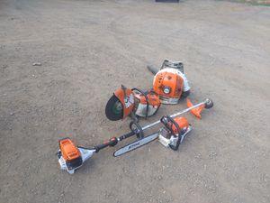 Stihl landscape equipment for Sale in Wilsonville, OR