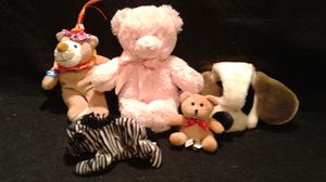 Stuffed Animals : - ) for Sale in West Palm Beach, FL