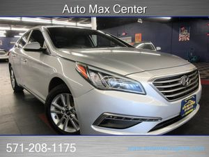 2015 Hyundai Sonata for Sale in  Manassas, VA
