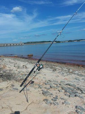 Fishing rod holders weldedcrafts for Sale in Franklinton, NC