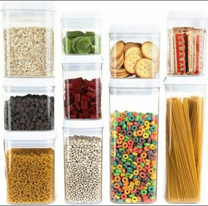 Storage containers food set 10 no plastic for Sale in Altamonte Springs, FL
