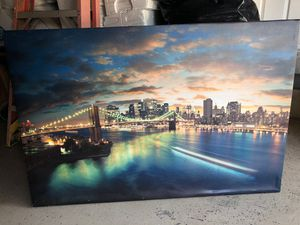 "BRAND NEW BRIDGE POSTER PORTRAIT (3ft 11"" x 2ft 7.5"") for Sale in Tracy, CA"