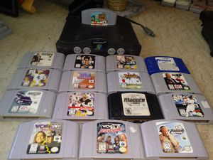 Nintendo 64 16 Game's for Sale in Everett, WA