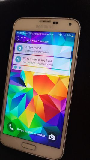 Galaxy s5 mint condition for Sale in Wichita, KS