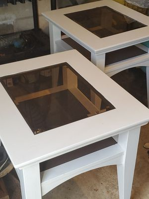 Two end tables for Sale in Pamplin, VA