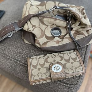 Coach Bag And Wallet for Sale in Covina, CA