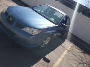 2007 Subaru impreza for Sale in Salt Lake City, UT