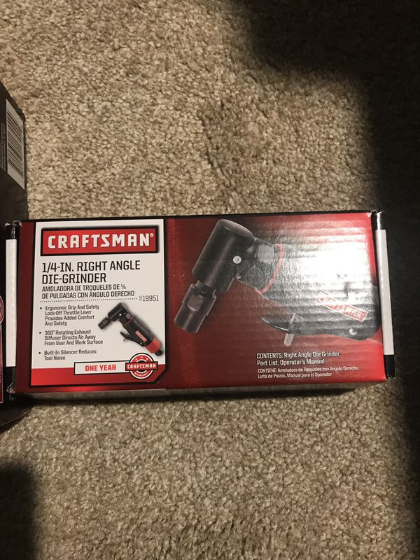 Craftsman impact tools.