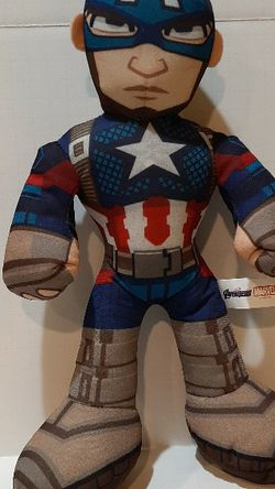 Captain America Plush for Sale in Ceres,  CA