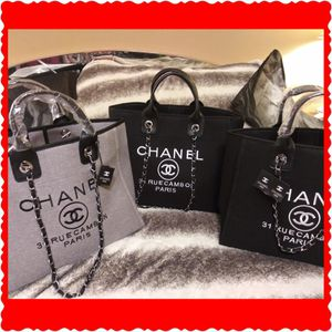 Chanel Deauville VIP Bag Purse. for Sale in Westminster, CA