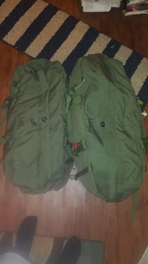 U.S. Military Duffle Bags for Sale in Orange, TX