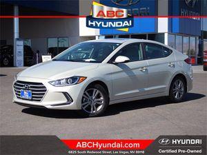 2017 Hyundai Elantra for Sale in Las Vegas, NV