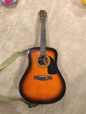 Fender Acoustic Guitar for Sale in Bristow, VA