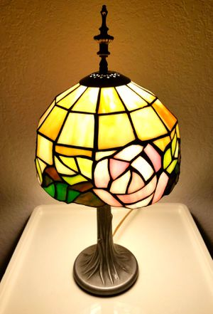 Tiffany style stained glass lamp for Sale in Kirkland, WA