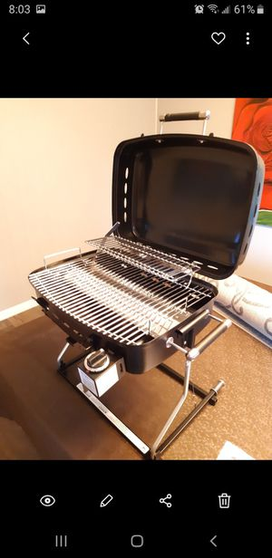 Portable Table-top Propane BBQ for Sale in Fresno, CA
