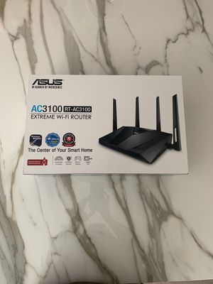 Wireless Router *NEW* (Powerful, Gaming, Smart Home, WiFi etc.) for Sale in Las Vegas, NV