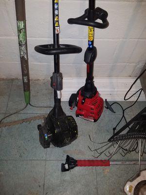 2 Weed Wackers..1 Lawn Mower $220 obo for Sale in Detroit, MI
