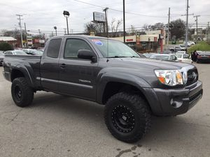 2011 Toyota Tacoma 4x4 manual transmission $3900 down payment for Sale in Nashville, TN