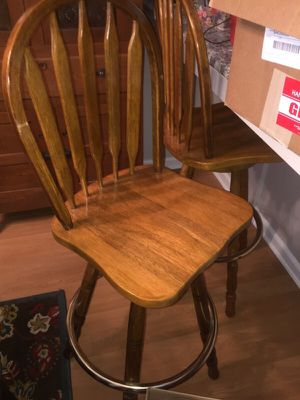 2 bar stools for Sale in Greensboro, NC