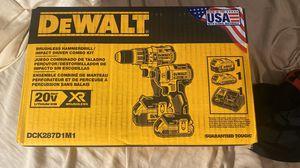 Dreamt Brushless Hammer Drill/ Impact Driver kit for Sale in Nashville, TN