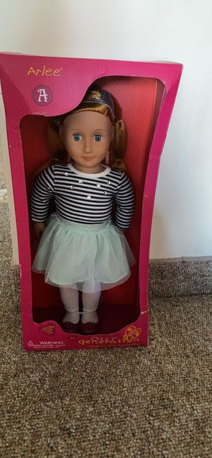 Brand new doll 20'' for Sale in Belmont, MA