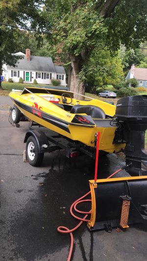 1973 16 ft 115Hp SPOILER for Sale in Newington, CT