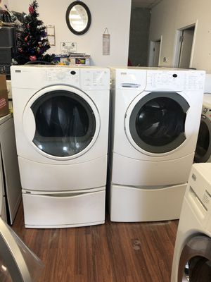 KENMORE ELITE WASHER AND DRYER SET for Sale in Cedar Hills, UT