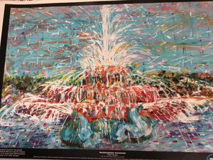 Buckingham fountain for Sale in Tinley Park, IL