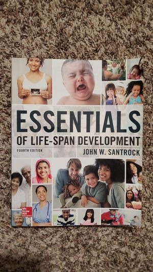 College Textbook: Essentials of Life Span Development 4th ed. (Psychology) for Sale in Hesperia, CA