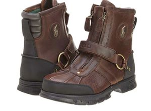 Polo men's Conquest boots for Sale in Alexandria, VA