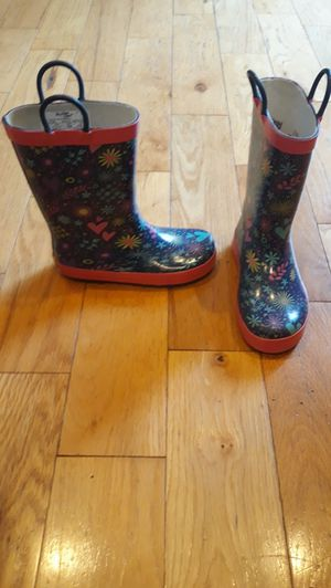 Girls Rain Boots for Sale in Lake Stevens, WA